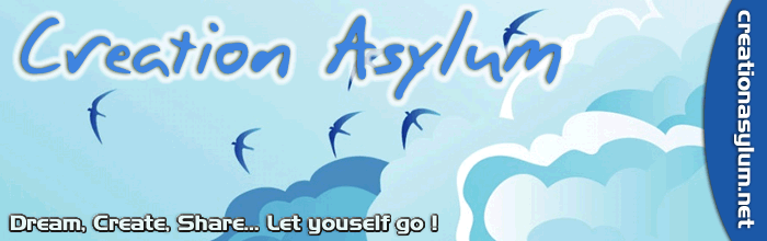 Creation Asylum Banner