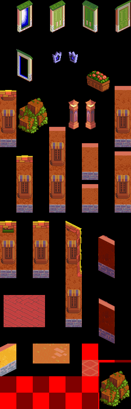 Algunos Tilesets de Kingdom Hearts Chain of Memories Gallery_9754_2_5276